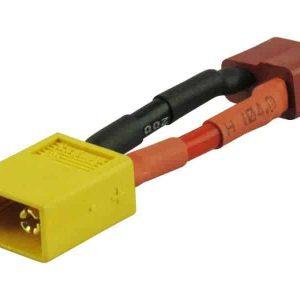 Adaptor YUKI MODEL compatible with TGY XT60 plug Deans socke
