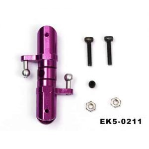 (EK5-0211) - Aluminum Tail main rotor grip holder set