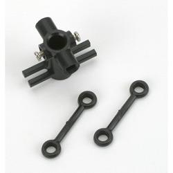 (EFLH2217) - Lower Rotor Head & Linkage Set: BMCX/2/T,FHX,MH-35