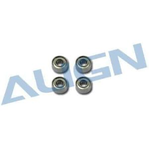 (H25058) - Bearings(682XZZ) for T-Rex 250