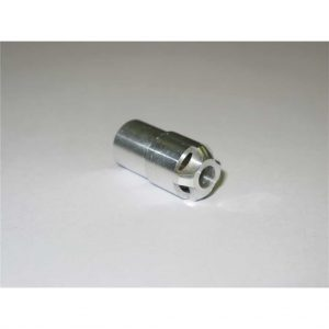 Aluminium auto bailer for RC boats