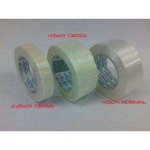 Ταινία με ίνες NORMAL (4.5cm πάχος)