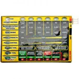 Castle Creations FIELD LINK Portable Programmer for Car