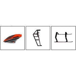 NincoAir Canopy - Skid - Tail (AluG)