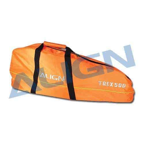 T-Rex 500 Carry Bag (Orange)