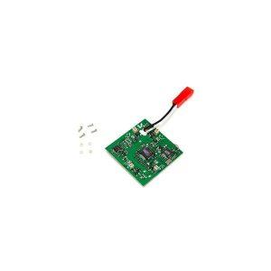 (BLH7501) - 4-in-1 Control Unit, Rx/ESCs/Mixer/Gyros: mQX
