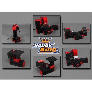 6 in 1 Machine Tool - Sanding/Turning/Sawing/Wood Turn/Drilling