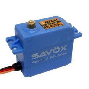Savox SW-0230MG Waterproof HV Metal Gear Digital