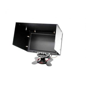 Monitor Hood for 7'' TFT LCD Monitor