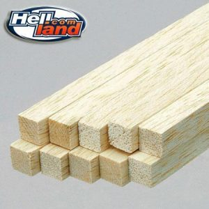 Balsa stick 10x10x1000 mm