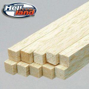 Balsa stick 10x10x1000 mm