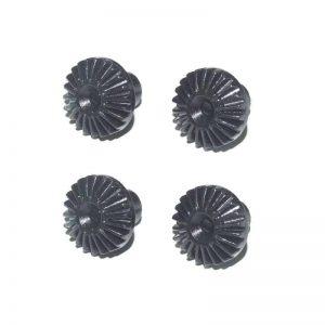 (YEL12019) - YellowRC Diff. pinion gears (metal)