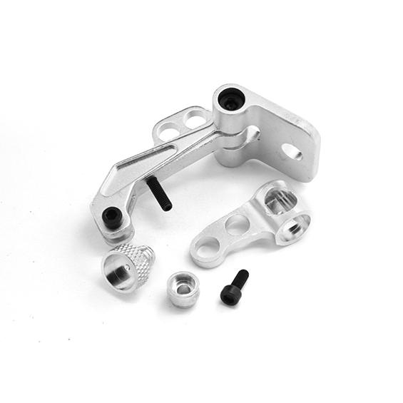 FPV Monitor Mounting Bracket/Silver DJI Version