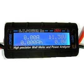GT Power RC 130A High-Precision Watt Meter And Power Analyzer