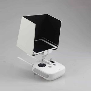 8 inch Sunshade for DJI Inspire 1 & Phantom 3 with iPad Mini