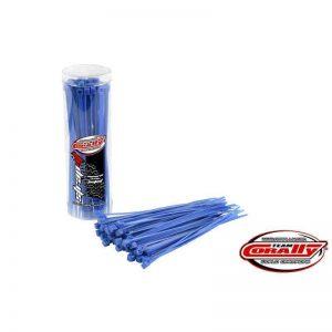 Team Corally - Cable Tie Raps - Blue - 2.5x100mm - 50 Pcs