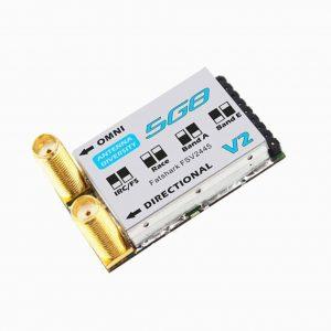 Fatshark FSV2445 V2 32CH 5.8G Diversity Receiver Race Band for Dominator V1/V2/V3 HD Attitude V3
