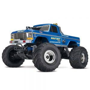 Traxxas BigFoot Monster Truck RTR
