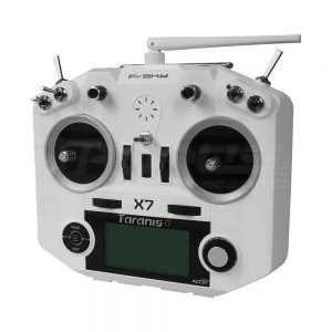 FrSky Taranis Q X7 White (FCC) 2.4GHz Tx only