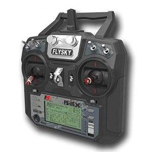 FlySky FS-i6X 10CH 2.4GHz + receiver FS-iA6B AFHDS 2A PPM i-Bus