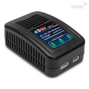 SkyRC e3-V2 2-3S LiPo Charger 240V AC